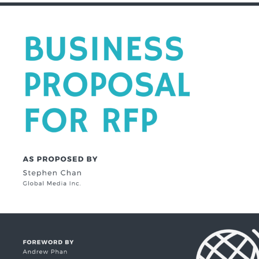 Business Proposal Writing For RFP